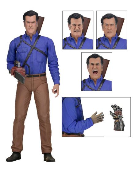 "Ash vs Evil Dead 7"" Ultimate Ash Figure"